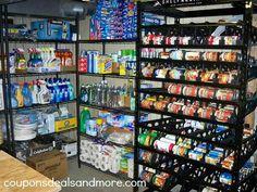 stockpile organization,Tips For Organizing Your Stockpile