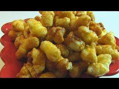 Betty's Caramel Corn Puffs