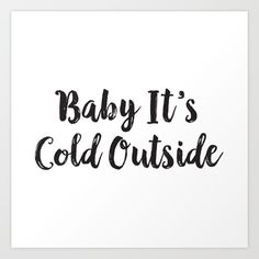 Baby It's Cold Outs by McGovern Studio Holiday Canvas Print Holiday Canvas, Canvas Prints, Art Prints, Giclee Print, Cold, Studio, Baby, Photo Canvas Prints, Newborn Babies
