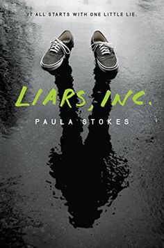 Liars, Inc. by Paula Stokes (k373) Max Cantrell has never been a big fan of the truth, so when the opportunity arises to sell forged permission slips and cover stories to his classmates, it sounds like a good way to make a little money. So with the help of his friend Preston and his girlfriend, Parvati, Max starts Liars, Inc. Suddenly everybody needs something, and the cash starts pouring in. Who knew lying could be so lucrative?  When Preston wants his own cover story to go visit a girl he