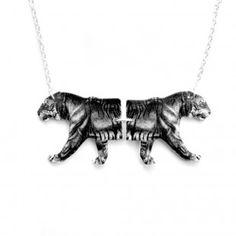 Tiger Tiger Necklace