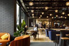 FInalist – Interior Architecture: GridAKL Innovation Madden) and Mason Bros, Wynyard Quarter, Auckland by Jasmax.