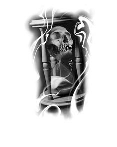 Tattoo Studio, Latest Tattoos, Aztec Art, Desenho Tattoo, Skull Design, Mandala Tattoo, Skull Art, Black And White Photography, Tattoo Inspiration