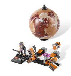 LEGO Sebulba's Podracer & Tatooine