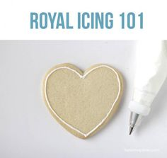 Royal Icing 101 tutorial | I Heart Nap Time - Easy recipes, DIY crafts, Homemaking