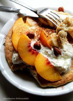 Siaśkowe gotowanie: Omlet owsiany- pełnowartościowe śniadanie