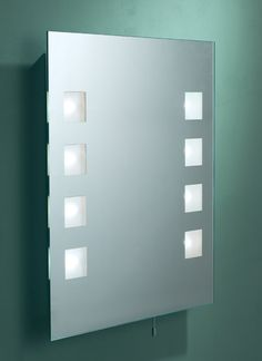 107 best bathroom lighting over mirror images on pinterest lighted bathroom mirror aloadofball Gallery