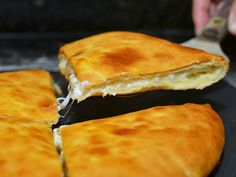 Hačapuri recepte The national dish of Georgia - Khachapuri