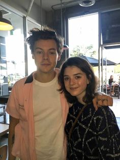 Harry with a fan recently in Los Angeles