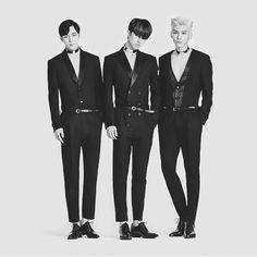 Hongbin, Ken, Hyuk, Vixx