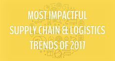 """[e-Book] The Most Impactful Supply Chain & Logistics Trends in 2017"""
