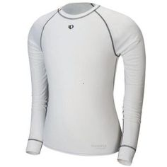 Pearl iZUMi Transfer Long Sleeve BaselayerWhiteXXLarge * Check this awesome product by going to the link at the image. (This is an affiliate link)