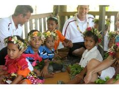 TEAM SPOTLIGHT: The Enactus team at Brigham Young University-Hawaii is helping make the future brighter for residents in Tuvalu, a tiny Pacific island nation of 10,000. Brothers Trevor and Taylor Smith (known as Elder Smith) have helped improve the physical education, art, drama and music programs at the Olave-Ockey Preschool.