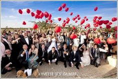 Wedding Balloons!