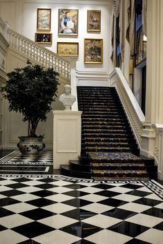 beautiful floors and detail