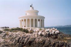 Argostoli Lighthouse Greek - Grecia