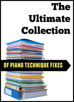The Piano Technique Cheat Sheet – Everything You Need To Know In One Place