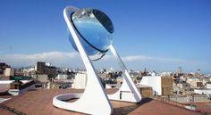 Arrivano i globi solari, 400 volte più efficienti dei tradizionali pannelli! Costeranno meno di 2 Euro! Ecco il video in cui viene mostrato il loro funzionamento!!