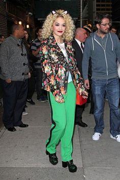 Rita Ora  #ritaora #celeb #beauty #feelunique.com