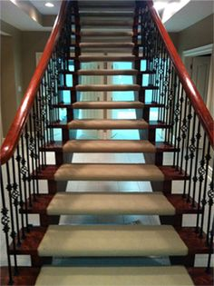 1000 Images About Stairs On Pinterest Stair Carpet