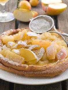 Dutch Baby! Die amerikanische Version unseres Pfannkuchens hört sich nicht nur cooler an, sie ist auch noch schneller gebacken - aus dem Ofen.