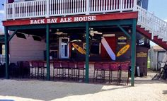 AC's top bars for beachside drinking