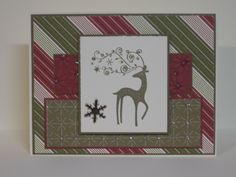 "Dasher ""Thyme"" by mhines - Cards and Paper Crafts at Splitcoaststampers"