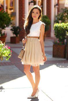 Şık ve Trend Elbise Kombini