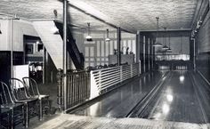 photos of old bowling alleys | Tour of Old Queens, NY