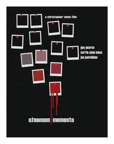 Memento - Christopher Nolan.