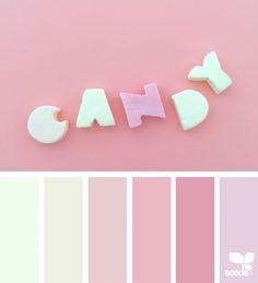 Sweet Hues | design seeds | Bloglovin'