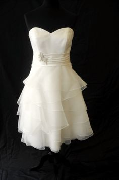 Robe de mariée marque BELLA T.38 - Paris
