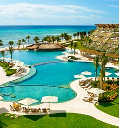 Grand Velas, Riviera Maya:  Cannot wait for our 1st ever vacation  & celebrating 10 years of marriage.