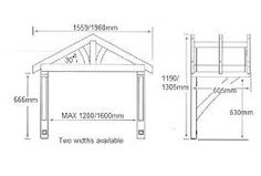 Image result for porch canopy Porch Roof Design, Porch Canopy, Floor Plans, Outdoor Structures, Image, Porch Awning, Floor Plan Drawing