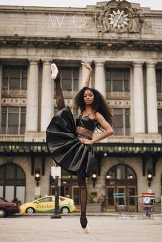 """rachardwolf: """" Nardia of The Washington Ballet """""""