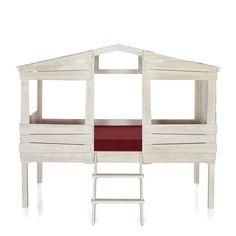 5 lits cabane enfant qui nous font craquer