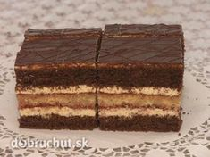 Czech Recipes, Ethnic Recipes, Eastern European Recipes, Sweet Desserts, Desert Recipes, Nutella, Great Recipes, Bakery, Deserts
