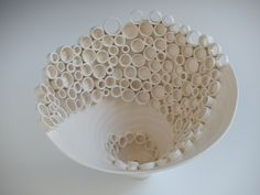 Amazing, creative ceramics by Katherine Dube.  Check out her website: www.katherinedube.com