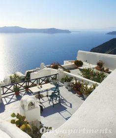 Stilvi Studio, Santorini, Greece. Wanna join this amazing view?