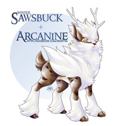 Arcabuck [Open] by Seoxys6 on DeviantArt