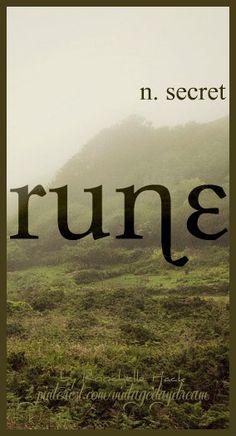 Baby Boy Name: Rune. Meaning: Secret. Origin: Ancient Norse; German…