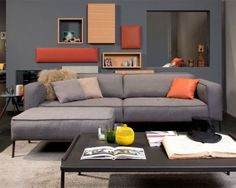 bacio von rolf benz die beste kamin bequemen sofas. Black Bedroom Furniture Sets. Home Design Ideas