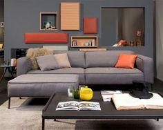 Rolf Benz Bacio. Design: Cuno Frommherz