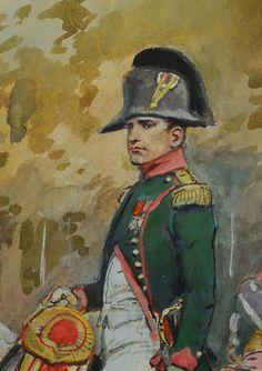 "fapoleon-bonerparte: "" Maurice Toussaint, Napoléon I on Horseback (c. Napoleon Quotes, King Of Italy, First French Empire, Napoleon Josephine, French Paintings, Great King, Napoleonic Wars, Military History, Emperor"