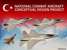 Turkey's Future Fifth Gen Fighter Fleet