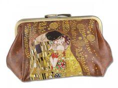 Peňaženka  Gustav Klimt Kiss