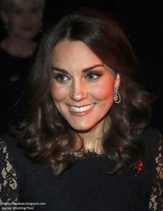 hrhduchesskate: Gala Dinner, The Anna Freud National Centre for Children and Families, The Orangery, Kensington Palace, November 7, 2017-The Duchess of Cambridge