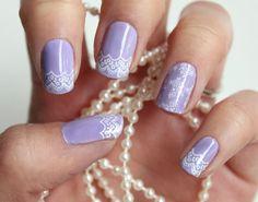 Lace Nails!
