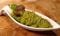 Rezept vom Zentrum der Gesundheit: Kapern-Pesto #vegan #rezepte #gesundheit