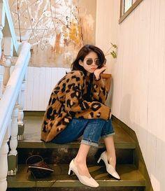 Korea Street Style, Hipster, Fashion, Moda, Hipsters, Fashion Styles, Hipster Outfits, Fashion Illustrations